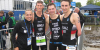 ITU Triathlon WCS London