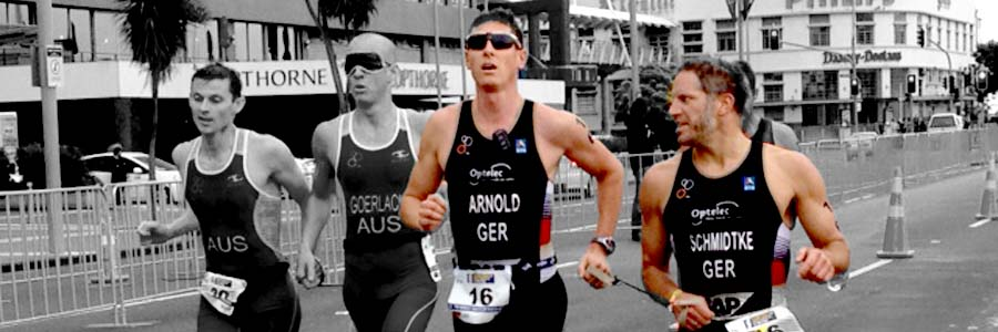 ITU Triathlon World Championships 2012 in Auckland - Neuseeland